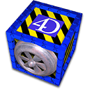 4D Volume Desktop icon