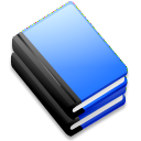Macintosh Book Reader icon