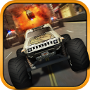 Crazy Monster Truck Escape icon