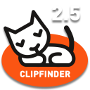 Clipfinder 2.5 beta 3 icon