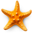 Sandy Beach 3D icon
