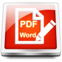 4Video PDF to Word Converter icon