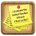 Sticky Brainstorming icon