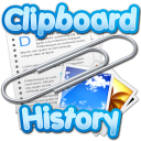 ClipboardHistory icon