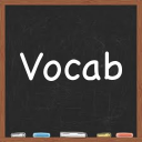 GRE Vocab icon