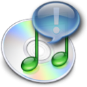 ITunes Current Song Menu icon
