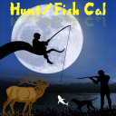 HuntFishCal icon