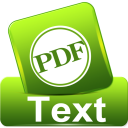 PDF to Text Converter icon