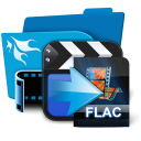 AnyMP4 FLAC Converter icon
