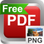 AnyMP4 Free PDF to PNG Converter icon