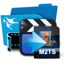 AnyMP4 M2TS Converter icon