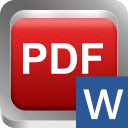 AnyMP4 PDF to Word Converter icon