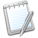 Mac Notepad icon
