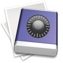 Protect Files icon