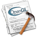 OpenGL Shader Builder icon