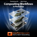 Photoshop CS5 Compositing Workflows icon