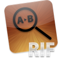 Araxis Replace In Files icon
