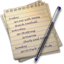 Deep Notes icon