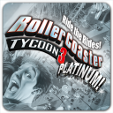RollerCoaster Tycoon 3 Platinum icon