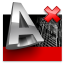 Remove AutoCAD icon