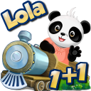 Lolas Math Train Lite icon