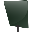 Teleprompt  icon