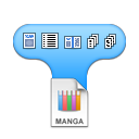 Manga Publisher icon