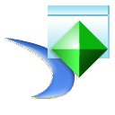 Crystal Reports Viewer 2008 icon