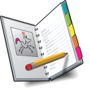 NoteBook 4 icon