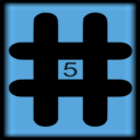 Number Fill Daily icon