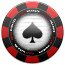 Poker Manager icon