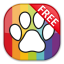 Color by Numbers - Animals - Free icon