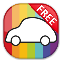 Color by Numbers - Vehicles - Free icon