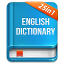 Pocket Dictionary 25in1 Lite icon