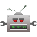 Yelling Robot icon