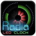 Radia LED Clock icon