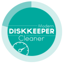 DiskKeeper Cleaner Modern icon