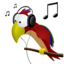 Cocorito for iTunes icon