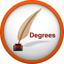 Grammar Express - Degrees icon
