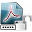 Recover PDF Password icon