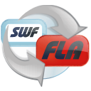 SWF to FLA Converter icon