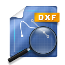 DXF View icon