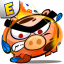 Raging Pigs Free icon