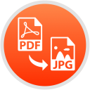 Simple PDF to JPG icon