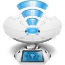 NetSpot: WiFi survey  and  wireless scanner icon