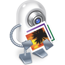 iPhoto Library Manager icon