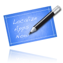 Localize Apps Now icon