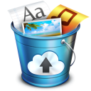 Share Bucket icon