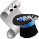 TransparentDock icon