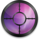 Crosshairs icon